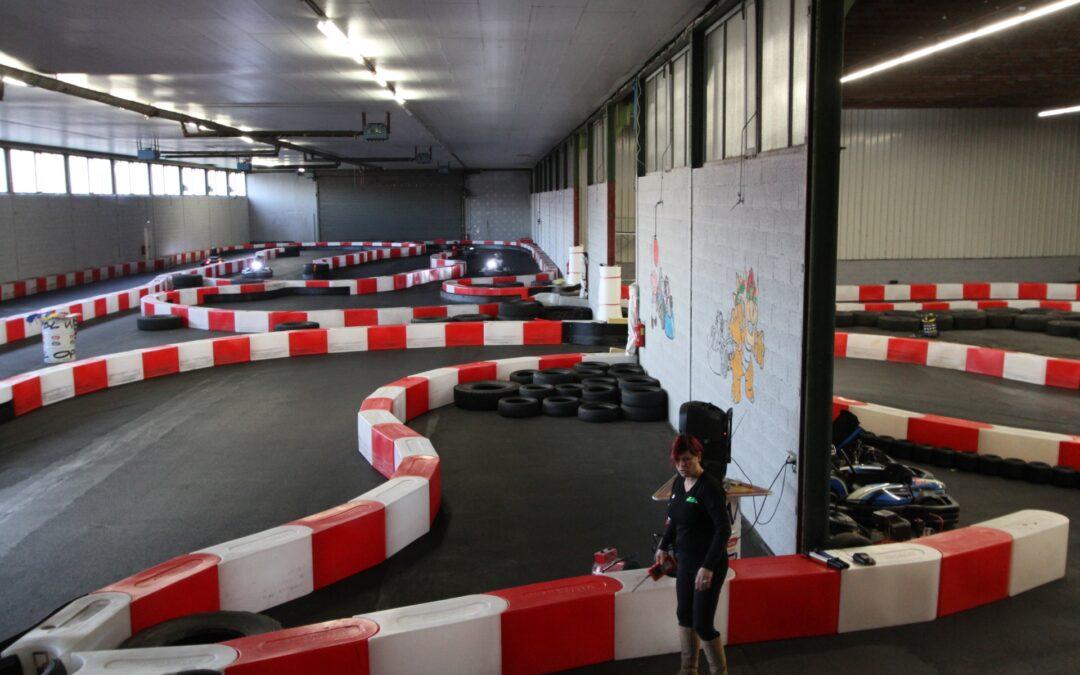 Piste de karting à Phalsbourg