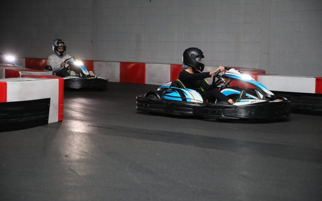 Karting indoor à Phalsbourg