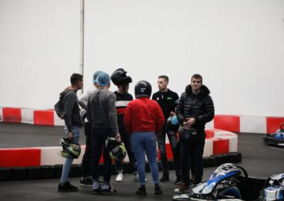 challenge karting en Moselle